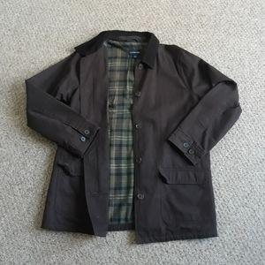 Land's End Large Petite Women's Barn Coat Jacket